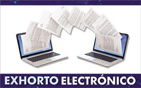 Exhortos Electrónicos